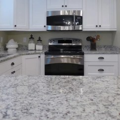 Discontinued Kitchen Cabinets Mitts Ashen White Granite   Houzz