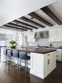 Beams In Tray Ceiling | Houzz