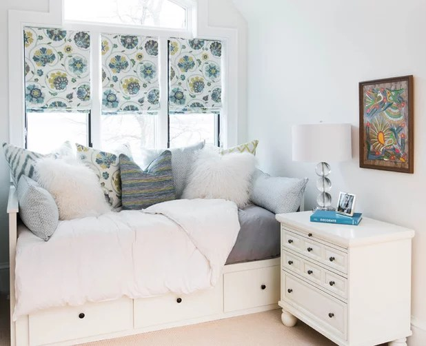 How to Sneak In Creative GuestRoom Storage