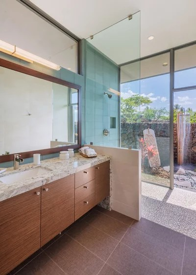 Contemporary Bathroom by Nicholson
