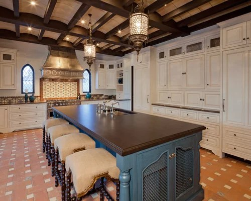 remodeling a kitchen on budget recessed lighting moroccan home design ideas, pictures, remodel and ...