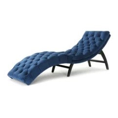 Cheap Chaise Lounge Chairs Chicco Highchair Polly Magic 50 Most Popular For 2019 Houzz Gdfstudio Garamond Tufted New Velvet Cobalt Indoor