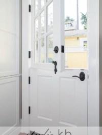 Exterior Dutch Door Home Design Ideas, Pictures, Remodel ...