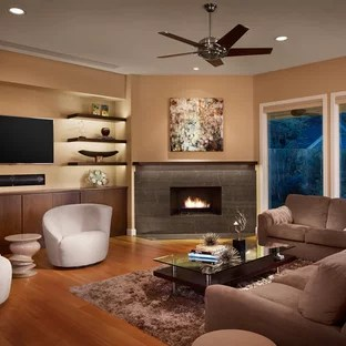 design living room with corner fireplace steakhouse brooklyn ny 75 most popular a ideas for inspiration large contemporary open concept medium tone wood floor remodel in austin