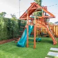 75 Popular Transitional Backyard Design Ideas & Decoration ...