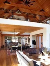 Loft Open Floor Plan | Houzz