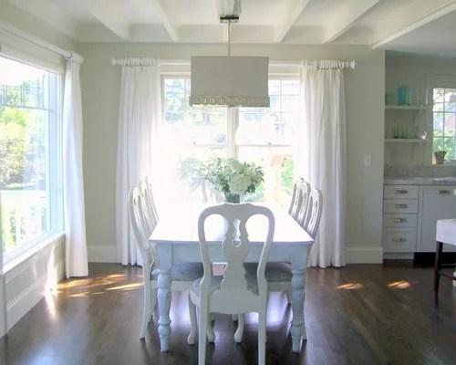white kitchen storage cabinet aqua utensils benjamin moore morning dew | houzz
