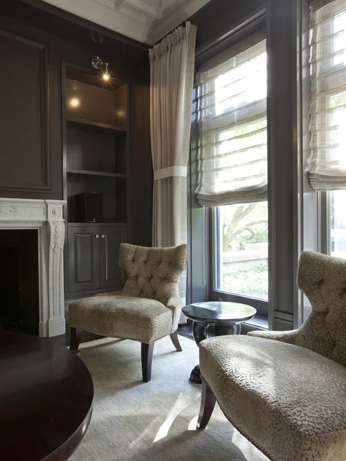 Sheer Roman Shades Ideas Pictures Remodel and Decor