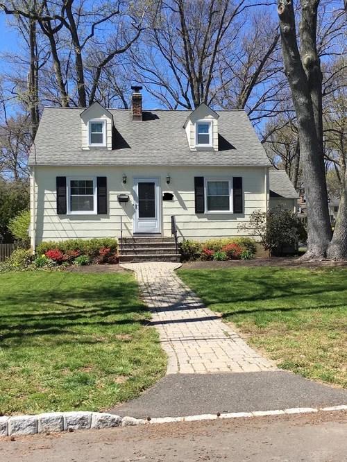 Cape Cod House Colors : house, colors, Exterior, Paint, Color, Ideas, Small