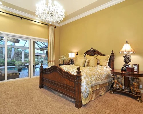 gold bedroom paint colors Bedroom Paint Color | Houzz