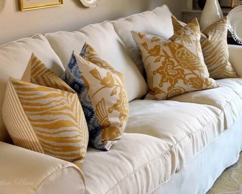 kramfors leather sofa average length custom ektorp 3 seater slipcover in kino natural