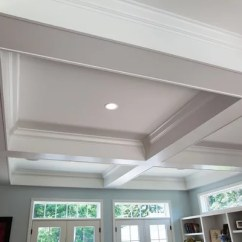 Simple Living Room Decor Pictures Small Unique Box Beam Ceiling Home Design Ideas, Pictures, Remodel And ...