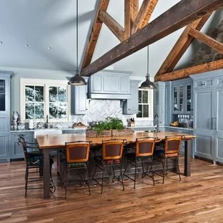 75 Most Popular Rustic Blue Kitchen Design Ideas for 2019  Stylish Rustic Blue Kitchen