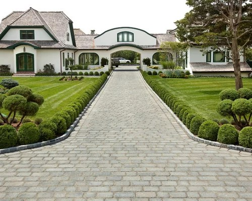 Best Front Yard Driveway Design Ideas & Remodel Pictures Houzz
