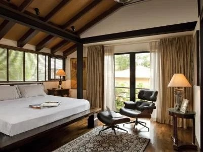 Balinesestyle Bedroom  Houzz