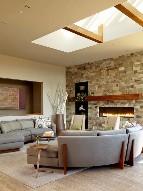 Electric Fireplace India Linear Fireplace Design Ideas & Remodel Pictures | Houzz