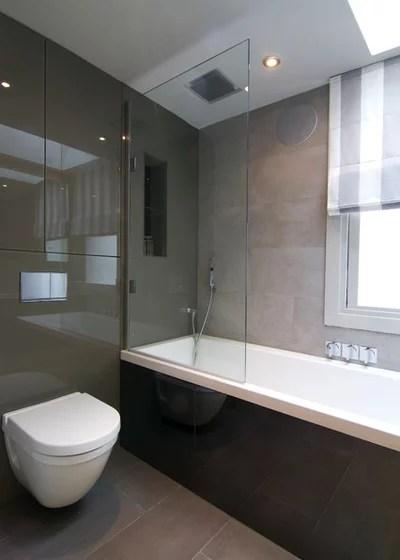Contemporary Bathroom by Melanie Williams Bespoke Interiors