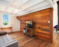 Wood Accent Wall | Houzz