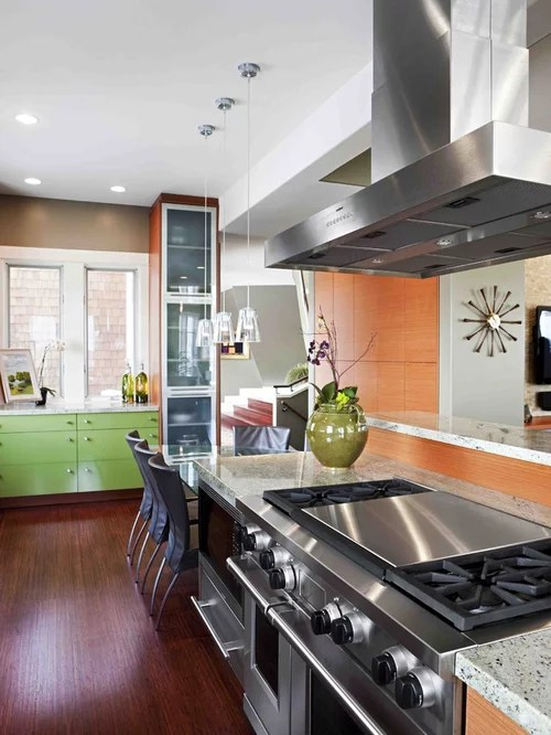 miami kitchen cabinets new ideas cnd teppanyaki grill built in cook top design ...