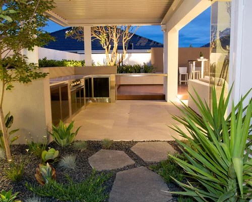 Outdoor Bbq Area Home Design Ideas Pictures Remodel and