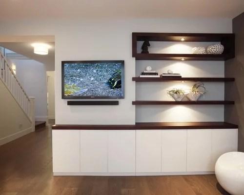 Wall Mounted Tv Houzz