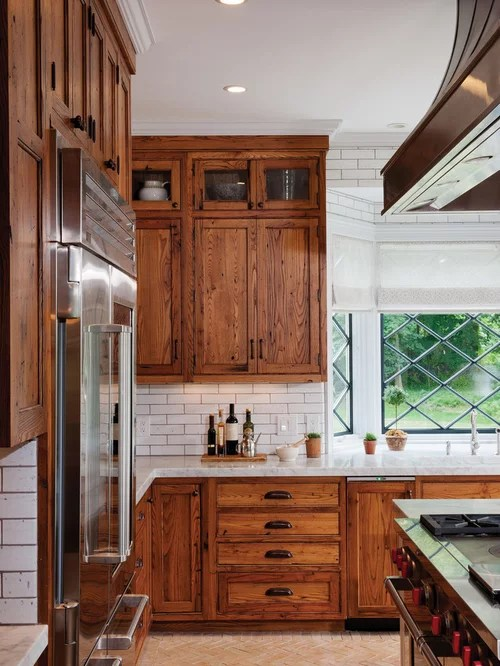 Kitchen Cabinets Hickory