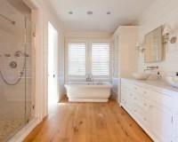 Wood Flooring In Bathroom   Houzz