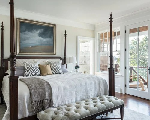 Four Poster Bed Ideas Pictures Remodel And Decor