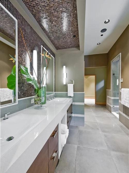 Mosaic Ceiling  Houzz