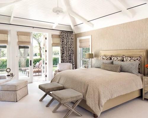Bedroom Decorating Ideas And Designs Remodels Photos Perla Lichi Design C Springs Florida United States Beach