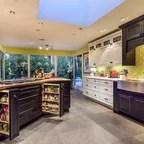 Laurelhurst House Midcentury Kitchen Seattle By
