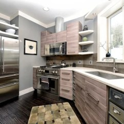 Used Kitchen Cabinets Kansas City Chrome Table Houzz Tour: Going Against The Grain In A Missouri Silo