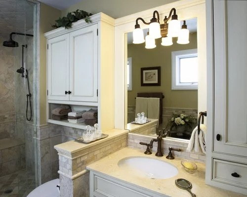 Banjo Bathroom Countertops Headknocker Cabinet | Houzz
