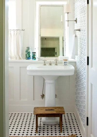 Farmhouse Bathroom by Historical Concepts