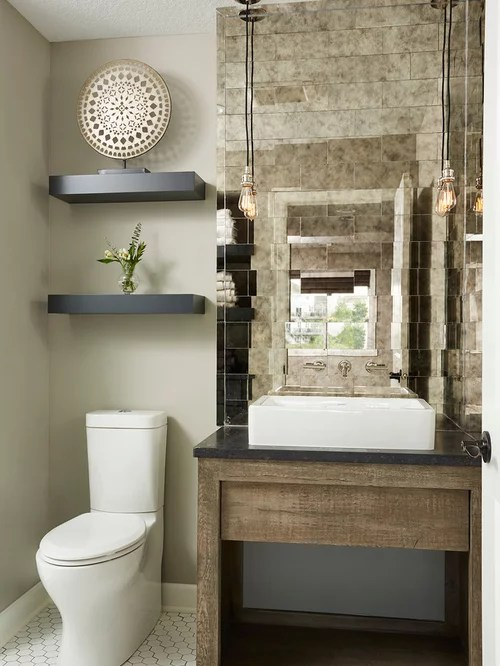Best Small Powder Room Design Ideas & Remodel Pictures Houzz