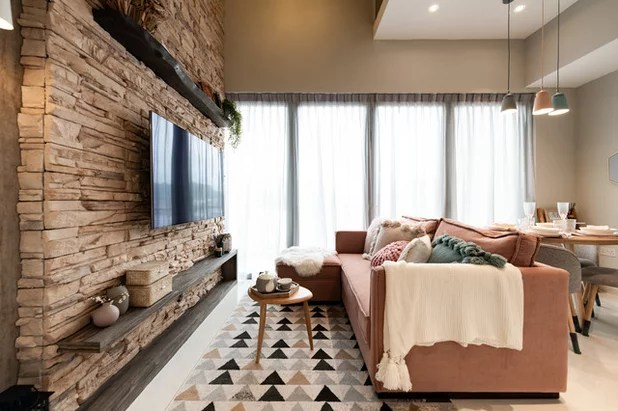 brilliant ideas for decorating your living room large floor vases tv wall to conceal display or decorate with flat screen television feature