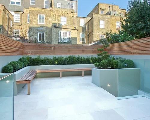 landscaping terraced garden