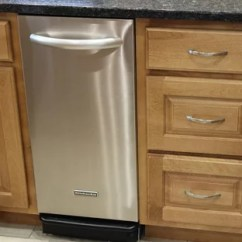 Amish Kitchen Cabinets Chicago Hells Apartments Trash Compactor   Houzz
