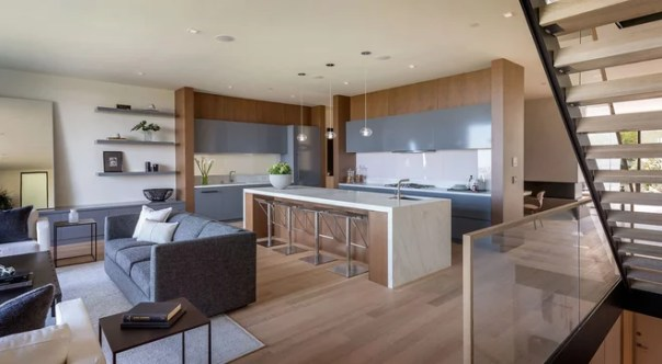Modern  by Sutro Architects