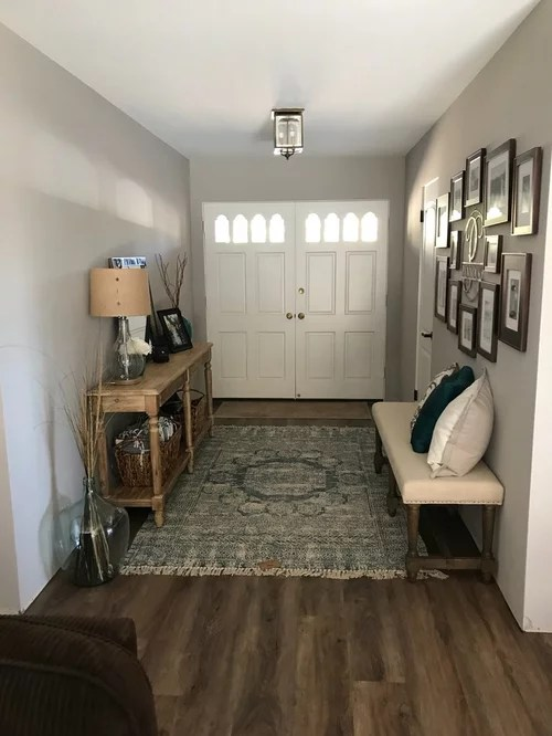 Help With Entryway Rug Size