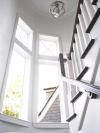 Switch Back Stairs Ideas, Pictures, Remodel and Decor