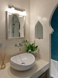 Moroccan Style Bathroom | Houzz