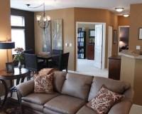 Small Condo Living Room | Houzz