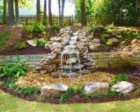 Backyard Waterfalls Home Design Ideas, Pictures, Remodel ...