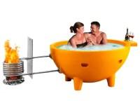Alfi Fire Hot Tub