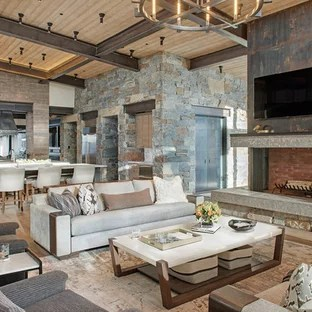living rooms modern black leather room decor 75 most popular design ideas for 2019 stylish inspiration a large open concept and formal medium tone wood floor brown