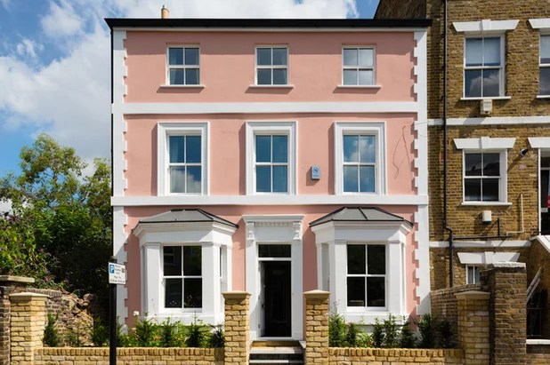 Houzz Tour: A Victorian House In London Gets A