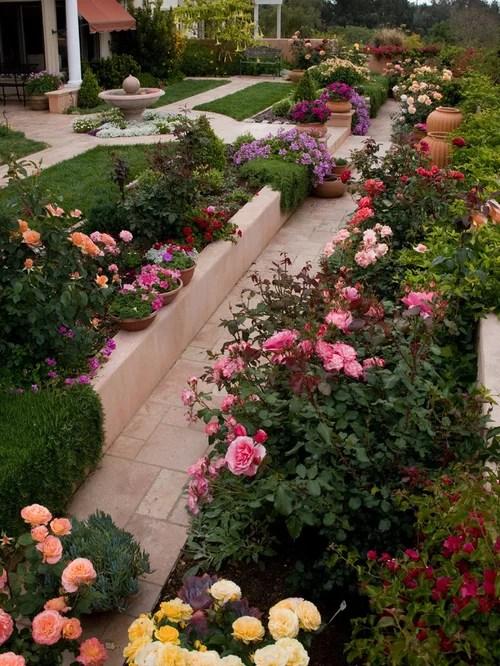 Rose Garden Houzz
