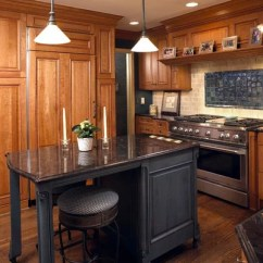 Mid Range Kitchen Cabinets Cabinet Boxes Only Small Island | Houzz