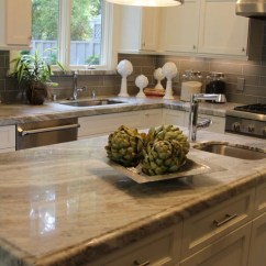 Kitchen Cabinets And Countertops Taps Fantasy Brown Granite | Houzz